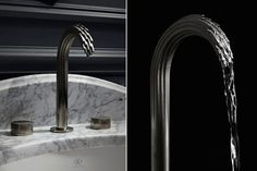 Design from Scratch - 3D Printing enabled this unusual faucet design. For more examples, click the pic.