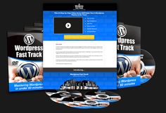 WordPress Fast Track Biz-In-A-Box PLR Review – High Quality Training Course With Private Label Rights Package To Top Quality WordPress Fast Track Video Training That You Can Brand, Edit And Resell For 100% Profits