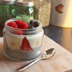 Here's a simple three-ingredient chia seed pudding recipe you can doll up any way you choose.