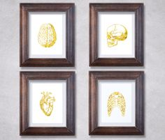 Give a gift from all four chambers of your anatomically correct heart.