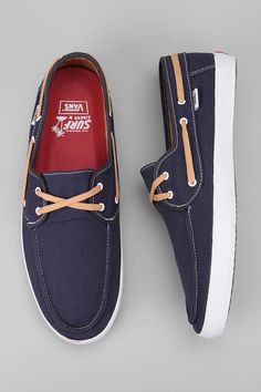 Vans Chauffeur Boat Sneaker  #UrbanOutfitters