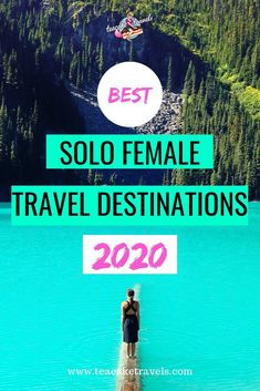 Looking for awesome solo female travel destinations for each month of this year? Here's my top 3 destinations for each month for all you solo ladies! Solo Travel Tips, Travel Goals, Travel Advice, Top Travel Destinations, Best Places To Travel, Destination Voyage, Travel Alone, Ireland Travel, Months In A Year