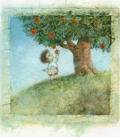 Illustration Pavel Čech Illustration Children, Children Books, Typography Prints, Various Artists, Painting, Children's Books, Painting Art, Paintings, Painted Canvas