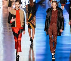 (2) Etro - Milan Fashion Week - Jeanswear 2013-2014 Fall Winter Womens Runways