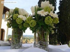 addobbi floreali per ricevimenti ed eventi - Firenze - Toscana - Scandicci - Lastra a Signa