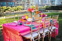 Moroccan wedding decor shoot by Vasia Photography #mehndi #indianwedding #weddinginspiration Moroccan Party, Moroccan Theme, Moroccan Wedding, Moroccan Colors, Exotic Wedding, Moroccan Style, Indian Party Themes, Indian Theme, Engagement Party Themes