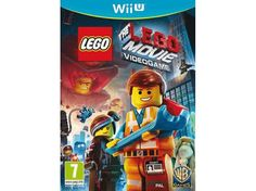 génial BEMS Lego The Movie FR/NL WII U chez Media Markt