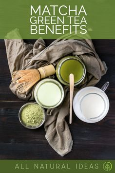 Matcha Green Tea is not only delicious but has great health benefits!