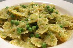 Pasta met broccolisaus