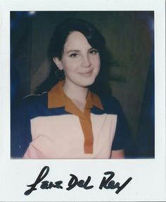 Lana Del Rey at Urban Outfitters, Sept.19, 2015 #LDR