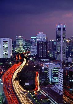 Beauty of Jakarta  #Indonesia #Jakarta #travel  http://livestream.com/livestreamasia