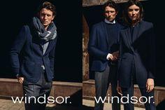 windsor. Autumn/Winter 2016 Advertising Campaign | FashionBeans.com