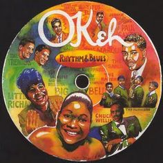 Okeh Rhythm & Blues