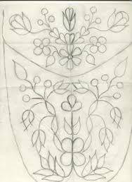 Image result for ojibwe floral beadwork patterns
