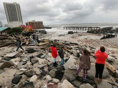 Hurricane Sandy News, Photos and Videos - ABC News