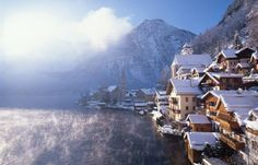 Lugares mais lindos do mundo: Hallstatt, Áustria