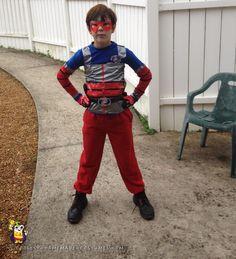 Best DIY Henry Danger Costume... Coolest Homemade Costumes