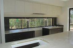 kitchen window splashback - Google Search