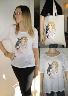ALICE BRANDS Tees & Totes, 20% off when ordered together. Alice with Chihuahua shown, on a delicate  White Top, and matching image on a Cotton Tote Shoulder Bag. etsy.com/uk/shop/AliceBrands … www.alicebrands.co.uk