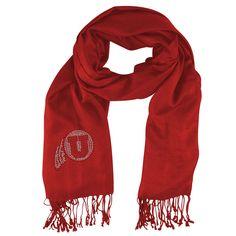 Utah Utes NCAA Pashi Fan Scarf (Light Red)