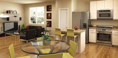 Garbett Homes Terra Nova Kitchen Utah Home Builders, My Dream, Nova, Homes, Space, Kitchen, Table, Furniture, Home Decor