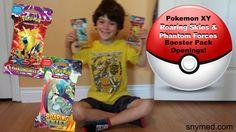 #VIDEO: #Pokemon XY Roaring Skies & Phantom Forces Booster Pack Openings! Watch: http://youtu.be/X_4G7_yDBh4