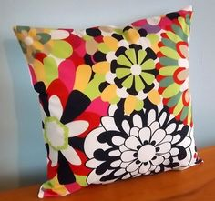 Missoni pillow cover