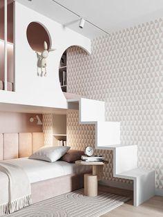 Bed For Girls Room, Cool Kids Bedrooms, Kids Bedroom Designs, Room Design Bedroom, Room Interior Design, Room Ideas Bedroom, Small Room Bedroom, Lego Bedroom, Minecraft Bedroom