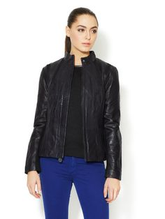 Marta Leather Jacket