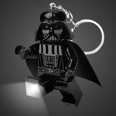 This Vader keychain may be swinging a bit more towards the light side. Made of real Legos, Darth Vader has a super bright LED in each of his feet, activated by. Nerdy Things, Legos, Science Fiction, Best Gifts, Sci Fi, Gadgets, Geek Stuff, Darth Vader, Husband