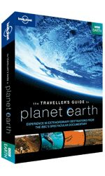 Traveller's Guide to Planet Earth. << Experience 50 extraordinary destinations from the BBC's spectacular documentary.From the highest mountains to the deepest seas, the hottest deserts to the frozen poles, The Traveller's Guide to Planet Earth reveals the places you dreamed about after seeing them on the BBC's landmark series.