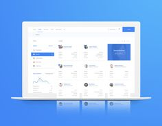 """Check out this @Behance project: """"Dashly - freelance agency dashboard"""" https://www.behance.net/gallery/55163017/Dashly-freelance-agency-dashboard"""