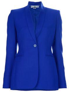 Stella Mccartney Blazer Azul. - Wendela Van Dijk - farfetch.com.br