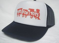 Toys for Tots Trucker Hat - Products, Business and Brands Trucker Hats & More