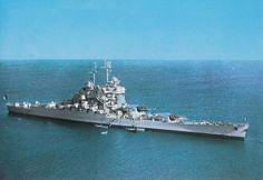 French Battleship Jean Bart
