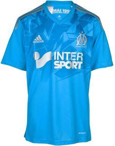 Olympique Marseille Away Jersey 2013-2014 Adidas Football Uniforms,  Football Kits, Football Jerseys 0f91094b4096