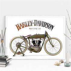 poster moto 17 - 30x40cm