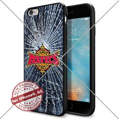 WADE CASE San Diego State Aztecs Logo NCAA Cool Apple iPhone6 6S Case #1504 Black Smartphone Case Cover Collector TPU Rubber [Break] WADE CASE http://www.amazon.com/dp/B017J7RSI8/ref=cm_sw_r_pi_dp_cKmvwb0P5YJ5Z