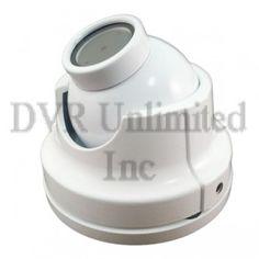 """CMT2160IR-MINI 600TVL 1/3"""" Sony Super HAD II CCD Turret Camera"""