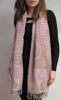 In the south, western USA women love soft colors for their winter wear shawls and wraps - adds a cheer touch and works well for spring weather too. http://www.yourselegantly.com/winter-shawls-ruana-wraps/designer-shawls/beautiful-woven-winter-shawl-treasure.html