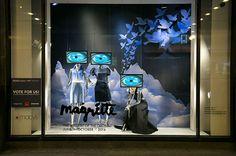 design:retail | Project Windows 2014, Chicago http://www.designretailonline.com/displayanddesignideas/galleries/Project-Windows-2014-11886.shtml#5
