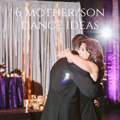 Is your fiance still looking for that perfect song to dance with his mom too? Look no further!
