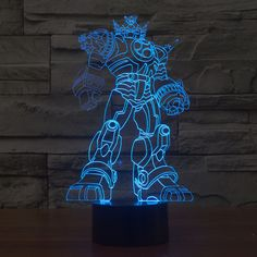 Lights & Lighting 3d Led Night Light Lamp Marvel Iron Man Figure Bedroom Decor Bright Base Touch Sensor Cool Baby Kids Child Atmosphere Ironman Products Are Sold Without Limitations Led Lamps