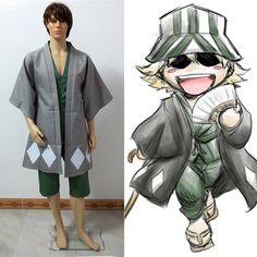 >> Click to Buy << Bleach Cosplay Urahara Kisuke Anime coplay Costumes halloween cosumes #Affiliate