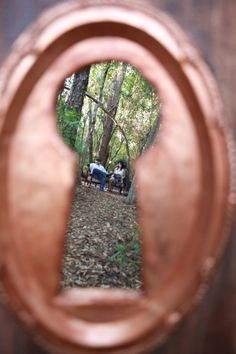 Alice in Wonderland Keyhole