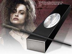 Halloween: Bellatrix Lestrange's wand