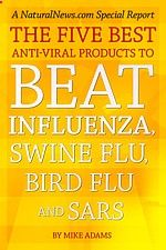 The Five Best Anti-Viral Products to Beat Influenza, Swine Flu, Bird Flu and SARS page 5