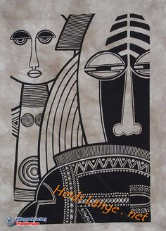 African art #abstractart #africanart #modernart #finearts #arts