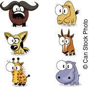 Tiere Karikatur Maus Tiere Kuh Schwein Dog Einige Rabbit Katz Karikatur Easy Doodle Art Embroidery Lessons Art