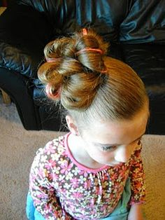 Make your little girls hair the coolest at school. Check out this blog.